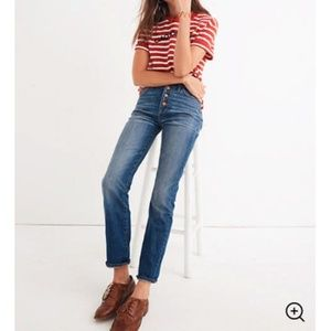 Madewell Perfect Vintage Jean Comfort Stretch 26P